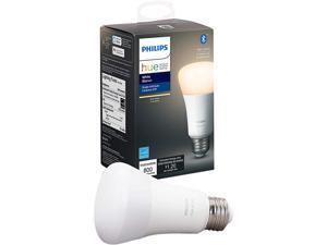 Philips Hue 476861 White A19 Bluetooth Smart LED Bulb - White