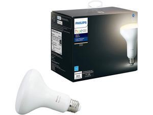Philips Hue 538157 White BR30 Bluetooth Smart LED Bulb - White