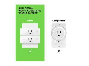 WeMo F7C063FC Mini Smart Plug