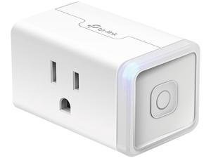 Kasa Smart Plug Mini with Energy Monitoring, Smart Home Wi-Fi Outlet Works with Alexa, Google Home & IFTTT, Wi-Fi Simple Setup, No Hub Required (KP115), White - A Certified for Humans Device