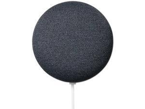 Google GA00781-CA Nest Mini Gen2 Home Automation - Charcoal