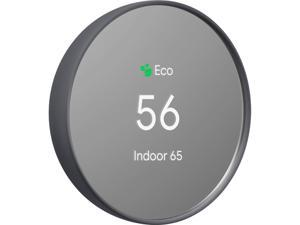 Google GA02081-CA Nest Thermostat Charcoal