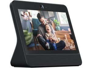 Portal from Facebook. Smart, Hands-Free Video Calling with Alexa Built-in (Black)