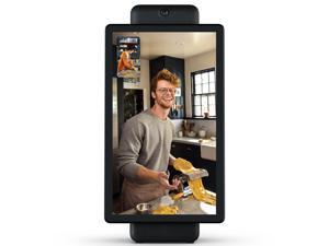"""Facebook Portal Plus Smart Video Calling 15.6"""" Touch Display with Alexa Black"""