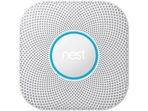 Google Nest Protect - Battery, Wi-Fi Smoke & Carbon Monoxide 2nd Gen Alarm (S3000BWEF)