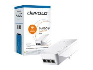 devolo Magic 2 LAN triple Add-on Adapter