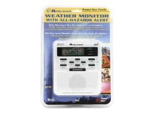 Midland Weather Alert Radio WR-100