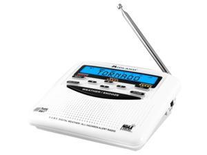 Midland Emergency Public Alert Weather Radio with S.A.M.E. WR120