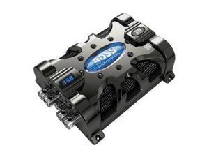 STINGER SPC5010 10 FARAD HYBRID CAPACITOR W/ DIGITAL VOLTAGE READOUT  (BLACK) - Newegg com
