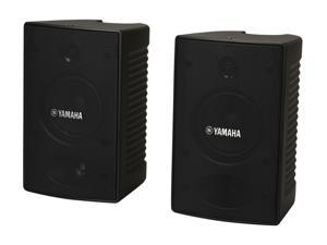 Yamaha NS-AW194 High Performance Outdoor Speakers (Black/Pair)