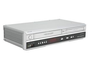 Refurbished: FUNAI DV220FX5 Dual Deck DVD Player VCR Combo w/ Line-In  Recording + Remote, AV, Manual - Newegg com
