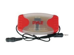 Pyle PLGI35T 3.5mm Stereo Audio Ground Loop Isolator