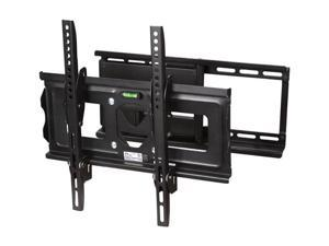 """SIIG CE-MT0512-S1 23""""-42"""" Full-Motion TV Wall Mount LED & LCD HDTV,up to VESA 400x400 max load 100 lbs with Bubble level,Compatible with Samsung, Vizio, Sony, Panasonic, LG, and Toshiba TV"""