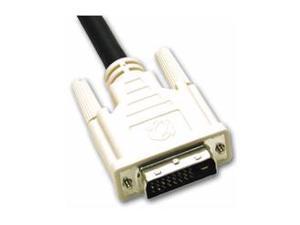 C2G 26942 DVI-D M/M Dual Link Digital Video Cable, Black (9.8 Feet, 3 Meters)