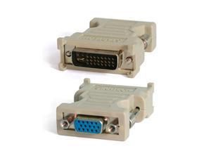 StarTech.com DVIVGAMF DVI to VGA Cable Adapter - M/F - DVI to VGA Cable Adapter - DVI-I to VGA - DVI to VGA connector