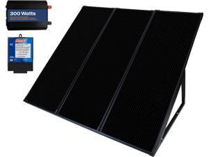 Sunforce 58050 55 Watts Solar 12V Power Generator Kit
