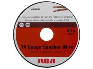modelo audiovox ah1450sn 50 pies 14 calibre altavoz cable rca audio conexi�n