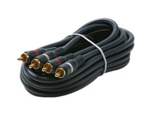 STEREN 254-230BL 50 ft Python Interconnect Cable Male to Male