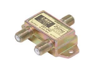 Steren 201-232 2-Way 2 4GHz 90dB Satellite Splitter - Newegg com