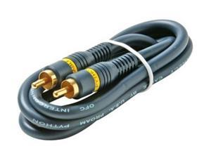 STEREN 254-120BL 12 ft. RCA Home Theater Audio Cable Male to Male