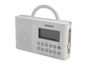 Sangean AM/FM Shower Radio H201