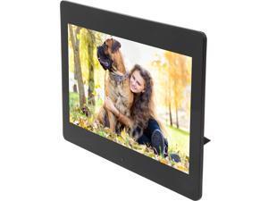"Aluratek ADMPF114F 14"" 1366 x 768 Digital Photo Frame with 512MB Built-in Memory"