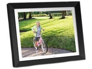 "Aluratek ADMPF415F 15"" 1024 x 768 Digital Photo Frame with 2GB Built-in Memory"