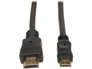 Tripp Lite P571-006-MINI 6ft High Speed with Ethernet HDMI to Mini HDMI Cable