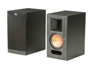 Klipsch RB-61 II Reference Series Bookshelf Loudspeakers - Pair (Black)