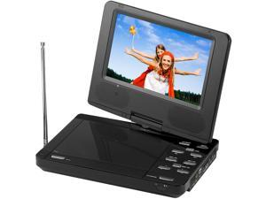 "9"" Portable DVD Player with Digital TV Tuner"