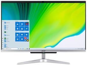 """Acer Aspire C 24 - 23.8"""" - Ryzen 3 3250U - 8 GB DDR4 - 512 GB SSD - Windows 10 Home - All-in-One PC (C24-420-UR11)"""