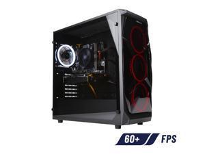 ABS Summoner - Ryzen 5 3600 - Radeon RX 590 - 16GB DDR4 3000MHz - 512GB SSD - Gaming Desktop PC