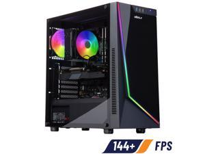 ABS Rogue H - Intel i7-9700K - GeForce RTX 2070 Super - 16GB DDR4 3000MHz - 512GB SSD - Gaming Desktop PC