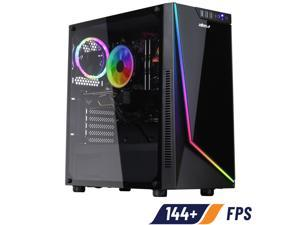 ABS Rogue H - Intel i5 9600K - GeForce RTX 2070 Super - 16GB DDR4 - 512GB SSD - Gaming Desktop PC
