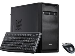 ABS PC - AMD Ryzen 3 3200G - Radeon Vega 8 - 8GB RAM - 240GB SSD - 1TB HDD - Windows 10 Pro