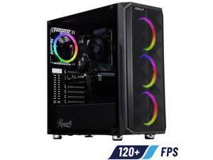 ABS Mage H - Ryzen 5 3600 - GeForce RTX 2060 Super - 16GB DDR4 - 512GB SSD - Gaming Desktop PC