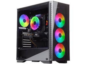 ABS Mage H - Ryzen 5 3600 - GeForce RTX 2070 Super - 16GB DDR4 3000MHz - 512GB SSD - Gaming Desktop PC