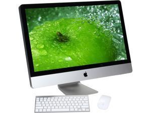 """Apple Desktop PC iMac MC784LL/A-R Intel Core i7 870 (2.93 GHz) 4GB 1 TB HDD 27"""" Mac OS X 10.6 Snow Leopard"""
