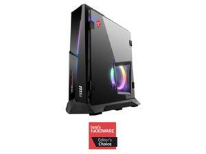MSI Gaming Desktop MEG Trident X 10SD-864US Intel Core i7 10th Gen 10700KF (3.80 GHz) 32 GB DDR4 1 TB PCIe SSD NVIDIA GeForce RTX 2070 SUPER Windows 10 Home 64-bit
