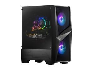 MSI Gaming Desktop Codex R 10SC-005CA Intel Core i7 10th Gen 10700F (2.90 GHz) 16 GB DDR4 1 TB HDD 512 GB SSD NVIDIA GeForce RTX 2060 Windows 10 Home 64-bit