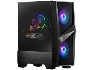 MSI Gaming Desktop Codex R 10TC-028US Intel Core i5 10th Gen 10400F (2.90 GHz) 16 GB DDR4 1 TB HDD 512 GB SSD NVIDIA GeForce RTX 3060 Windows 10 Home 64-bit