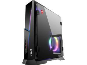 MSI Gaming Desktop MPG Trident AS 10TG-1681US Intel Core i7 10th Gen 10700F (2.90 GHz) 16 GB DDR4 1 TB PCIe SSD NVIDIA GeForce RTX 3060 Windows 10 Home 64-bit