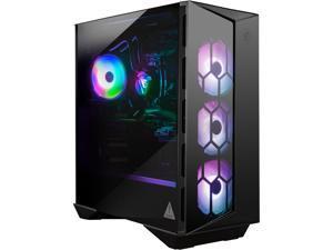 MSI Gaming Desktop Aegis RS 11TE-095US Intel Core i7 11th Gen 11700K (3.60 GHz) 16 GB DDR4 2 TB HDD 1 TB PCIe SSD NVIDIA GeForce RTX 3080 Windows 10 Home 64-bit