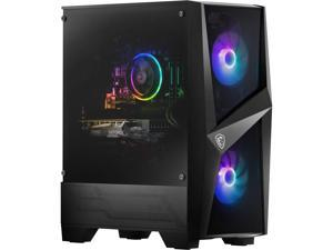 MSI Gaming Desktop Codex R 10SC-034US Intel Core i7 10th Gen 10700F (2.90 GHz) 16 GB DDR4 1 TB HDD 500 GB PCIe SSD NVIDIA GeForce RTX 2060 Windows 10 Home 64-bit