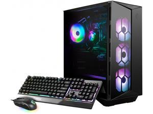 MSI Gaming Desktop AEGIS RS 10TE-072US Intel Core i7 10th Gen 10700KF (3.80 GHz) 16 GB DDR4 1 TB SATA SSD NVIDIA GeForce RTX 3080 Windows 10 Home 64-bit