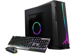 MSI Gaming Desktop Aegis SE 11SI-237US Intel Core i5 11th Gen 11400F (2.60 GHz) 16 GB DDR4 1 TB SSD NVIDIA GeForce GTX 1660 Ti Windows 10 Home 64-bit