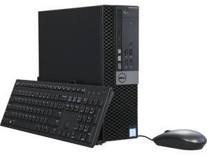 DELL Desktop Computer OptiPlex 3040 (Y6FG9) Intel Core i5 6th Gen 6500 (3.20 GHz) 8 GB DDR3L 500 GB HDD Intel HD Graphics 530 Windows 7 Professional 64-Bit