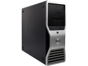 DELL Desktop Computer Precision T5500 Intel Xeon E5504 (2.00 GHz) 4 GB DDR3 500 GB HDD NVIDIA NVS 295 Windows 10 Pro Multi-Language, English / Spanish