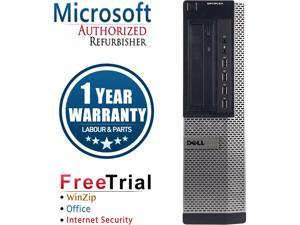 DELL Desktop Computer OptiPlex 790 Intel Core i5 2nd Gen 2400 (3.10 GHz) 8 GB DDR3 240 GB SSD Intel HD Graphics 2000 Windows 10 Pro 64-bit