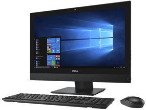 """DELL All-in-One PCs                                               OptiPlex 5250 Intel Core i3 7th Gen 7100 (3.90 GHz) 4 GB DDR3 500 GB HDD 21.5"""" Windows 10 Pro 64-Bit"""